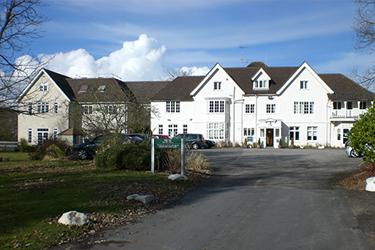 Priory Hospital, Woking