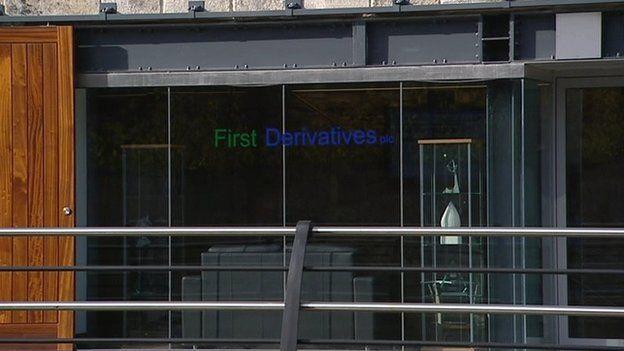 First Derivatives, Newry